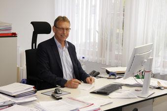 Sparsame Heizung - Bürgermeister Rehm