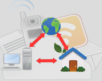 Smart Home steuert IR Heizungen